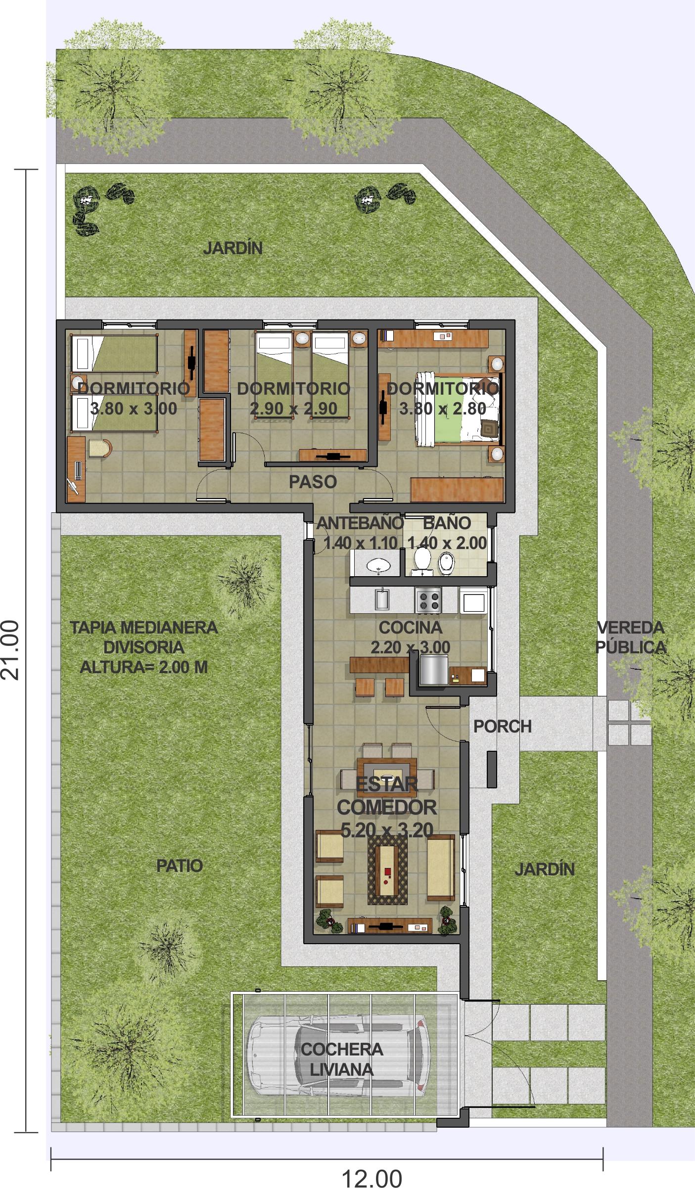 V-STANDARD ESQUINA-3 dormitorios_r1_c1