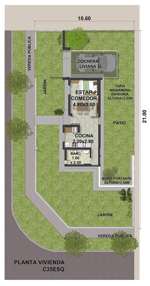 VIVIENDA C ESQUINA MONOAMB-11-2020