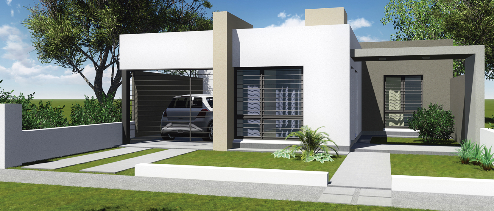 Vivienda mejorada contempor nea cooperativa horizonte for Interiores de viviendas