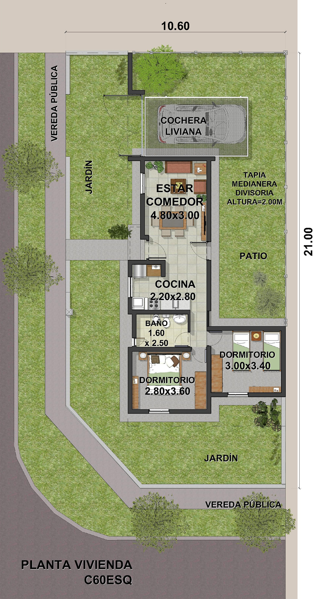 Economica-esquina-2dormitorios